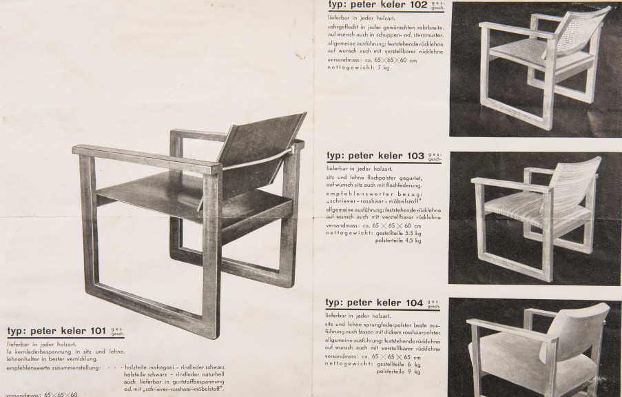Chair pamphlet