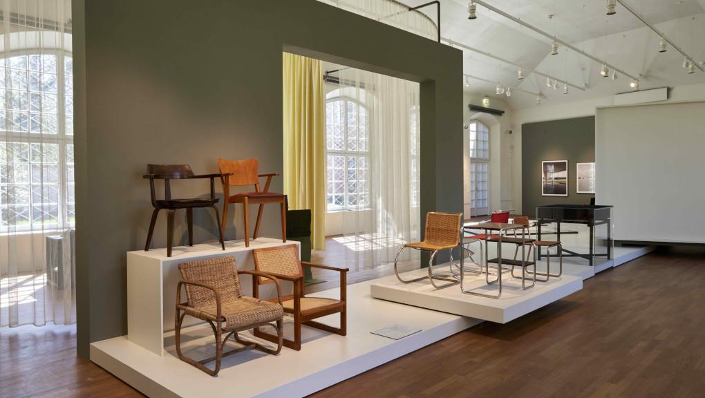 Bauhaus exhibit Grassi