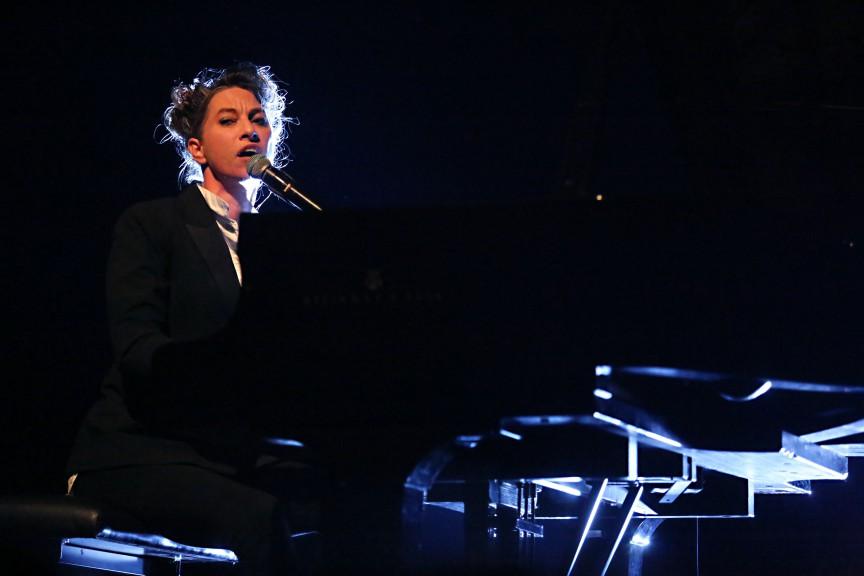Amanda Palmer concert Leipzig
