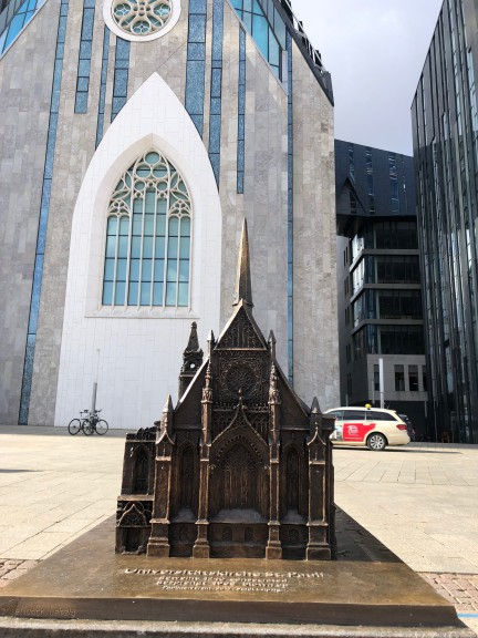 Pauline Church Replica, Augustusplatz