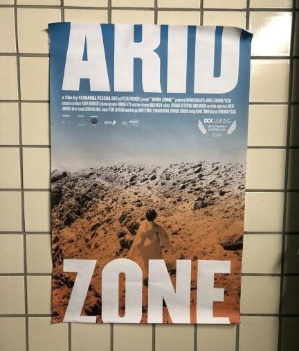 Arid Zone poster