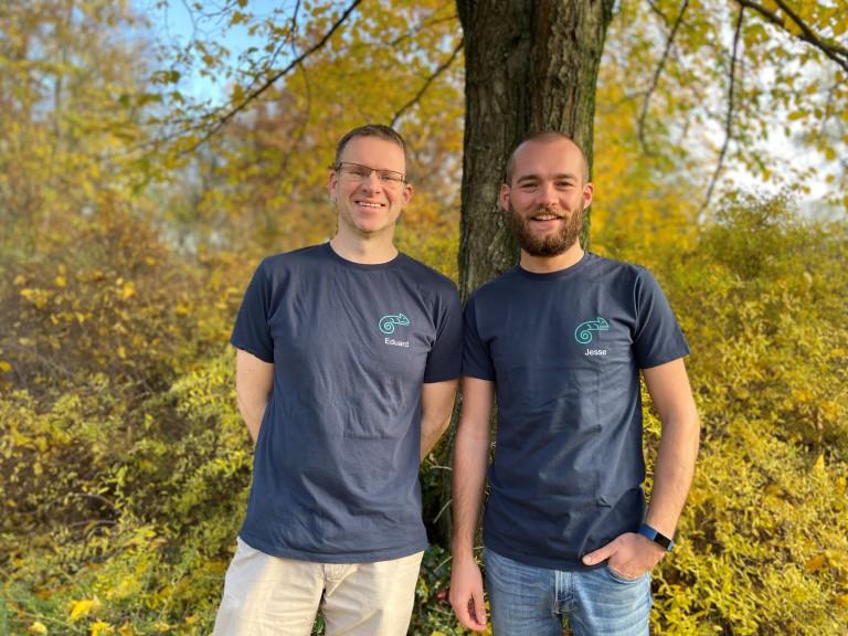 eCommeleon co-founders