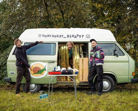 The Happiness Van