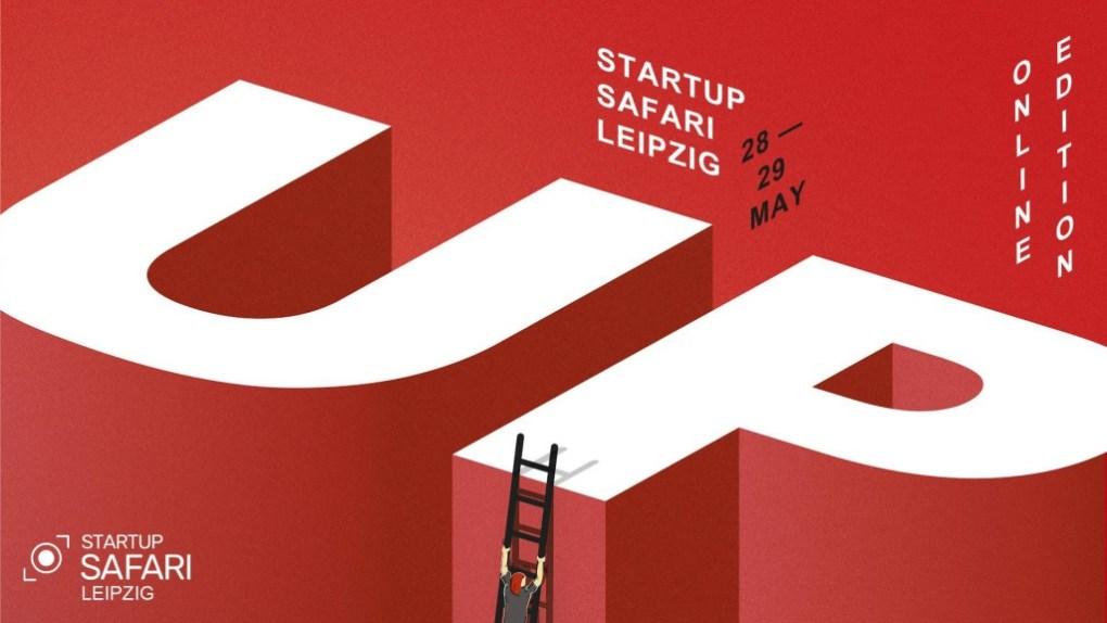 Startup SAFARI Leipzig 2020 flyer