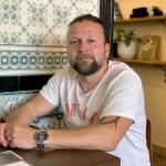 Alexander Grothe, owner of the Central Globetrotter Hostel