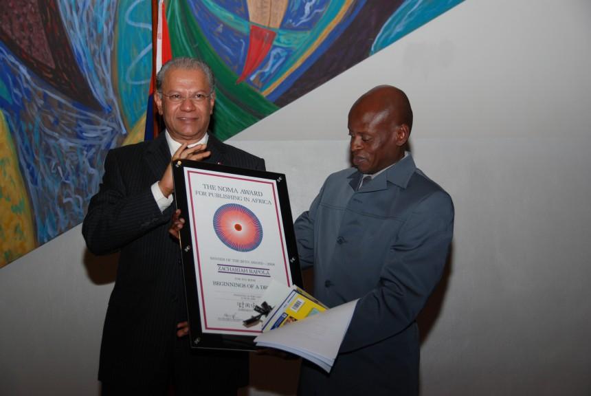 Maritius Noma Awards Zachariah Rapola