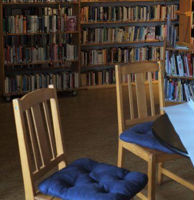 MONAliesA library meeting room