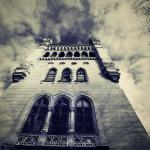 neo-gothic castle Esterhazy of Galanta in Slovakia