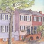 Historic house portrait - thumbnail