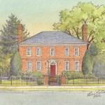 Historic Home in Arlington Virginia