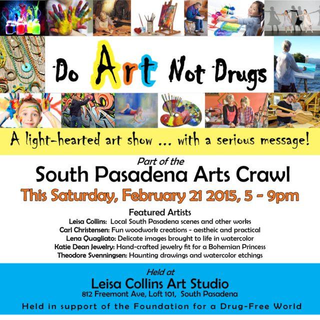 Do Art Not Drugs E-Mail