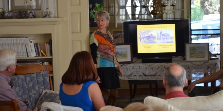 Presentation to the Monrovia Historic Preservation Group