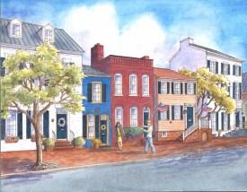 Old Town Alexandria, VA
