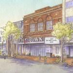 OPTOld Town Theatre., King Street, Alexandria - SOLD