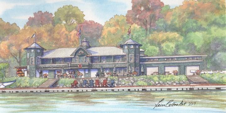 Helping to save the historic Washington Canoe Club!