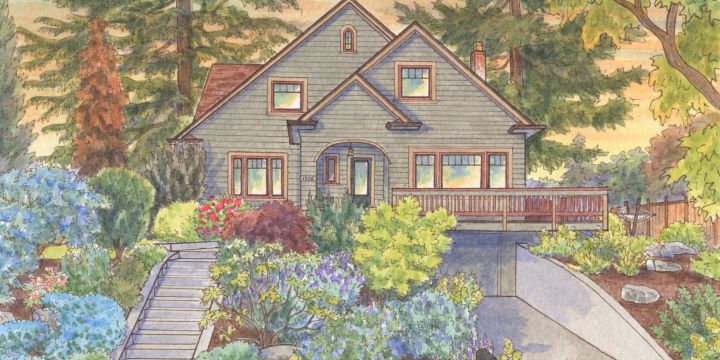 Completion of my Portland House Portrait series!