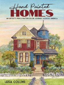 Hand Painted Homes, a book by Leisa Collins