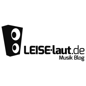 LEISE/laut Musik Blog Logo