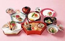 日枝神社 七五三 食事