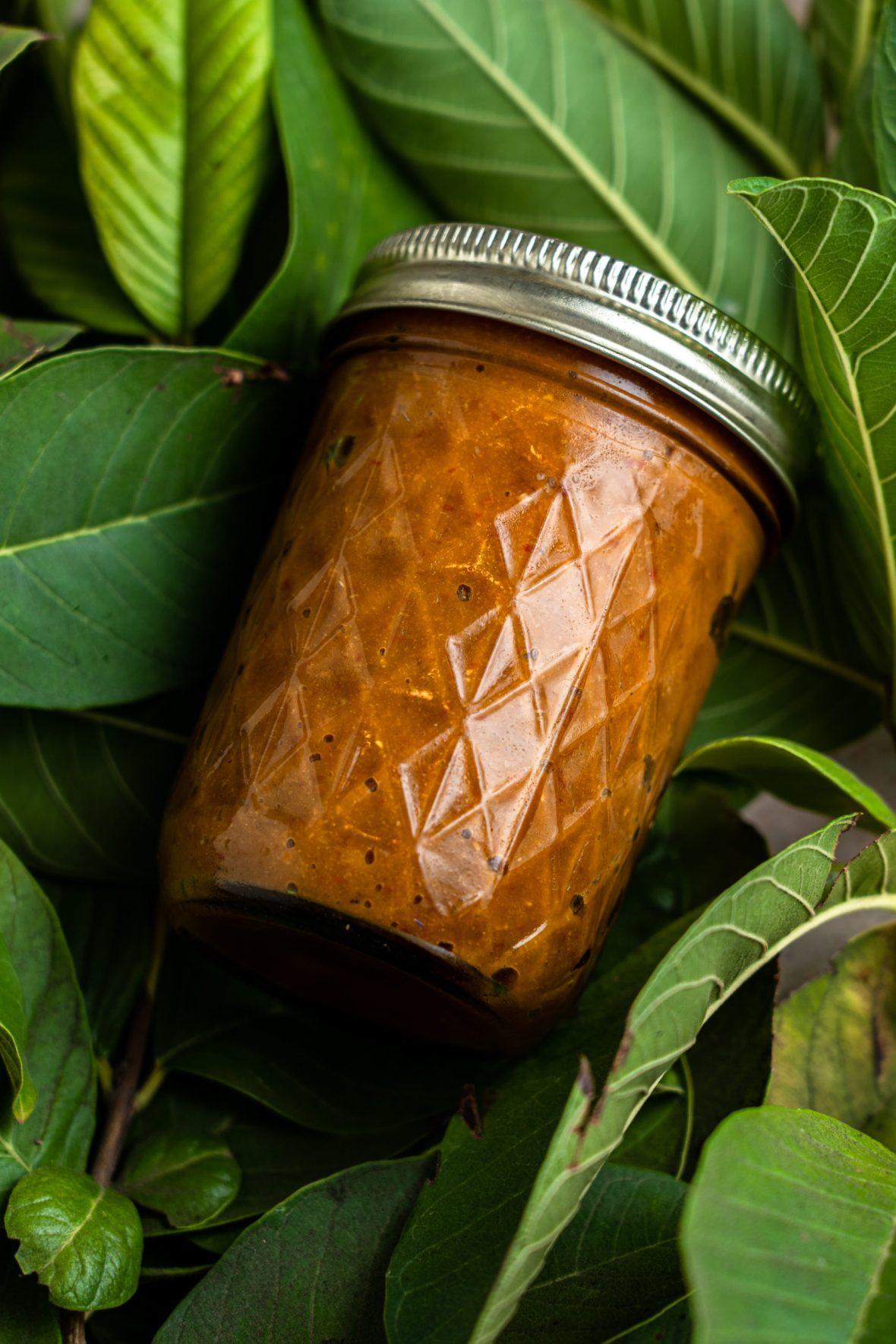 Fermented Guava Hot Sauce