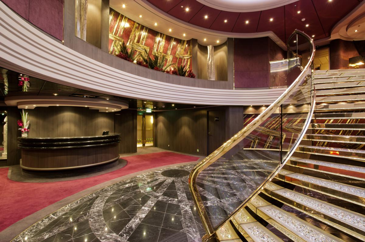 Inside The MSC Yacht Club The Butler Did It