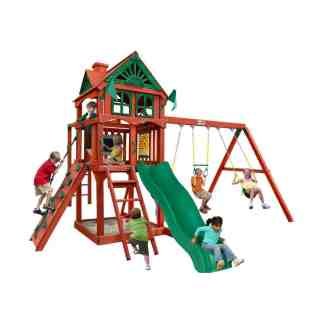 Gorilla Five Star II Play set