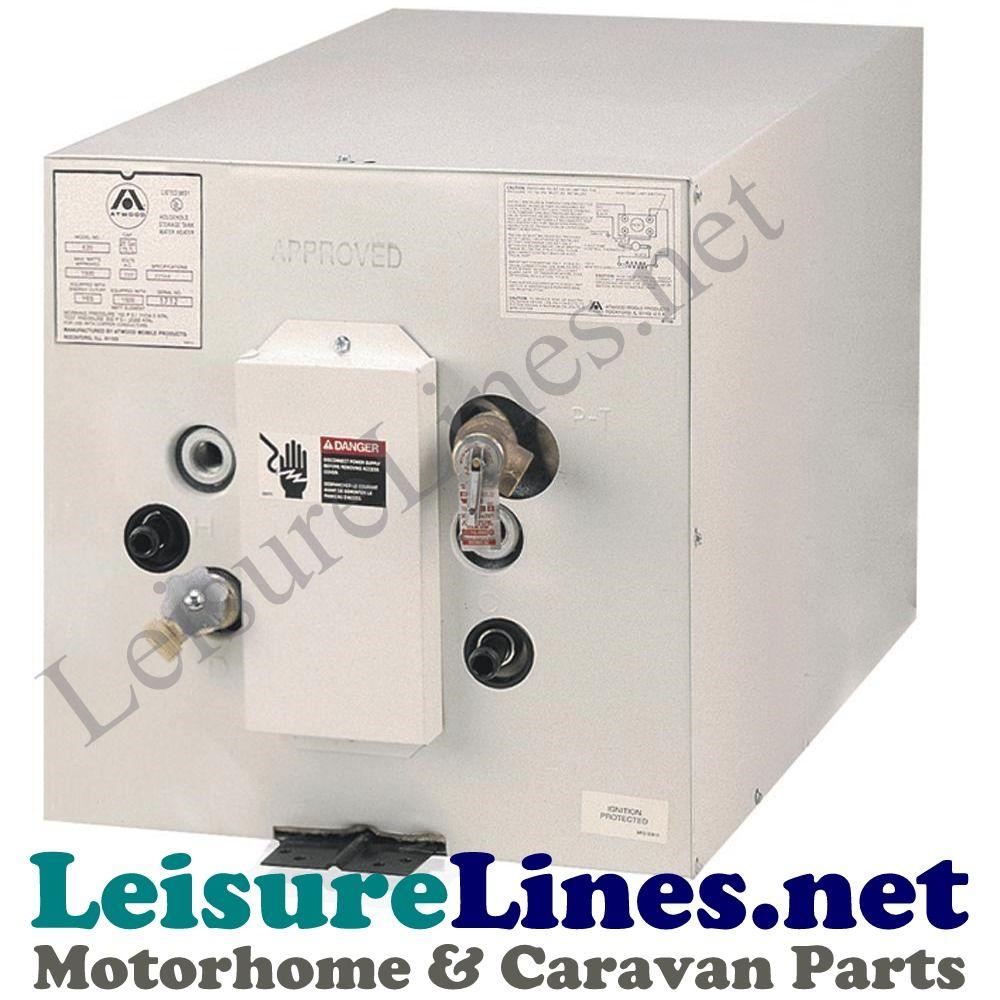 1 3 Water Heater 8 Element