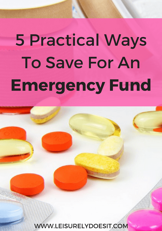 When disaster strikes, you have an emergency fund ready and waiting, right? If you don't, it's not too late. Use these tips to build your savings quickly.