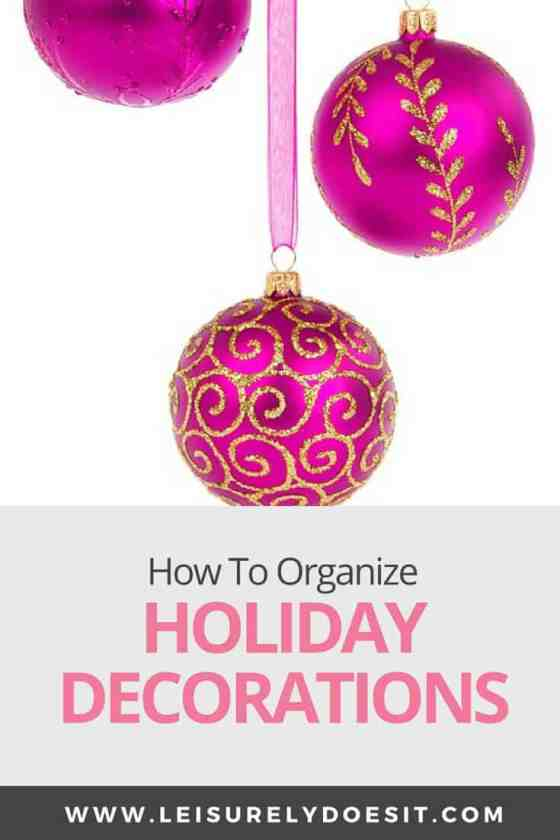 christmas fall fourth of july halloween easter there are so many - How To Organize Christmas Decorations