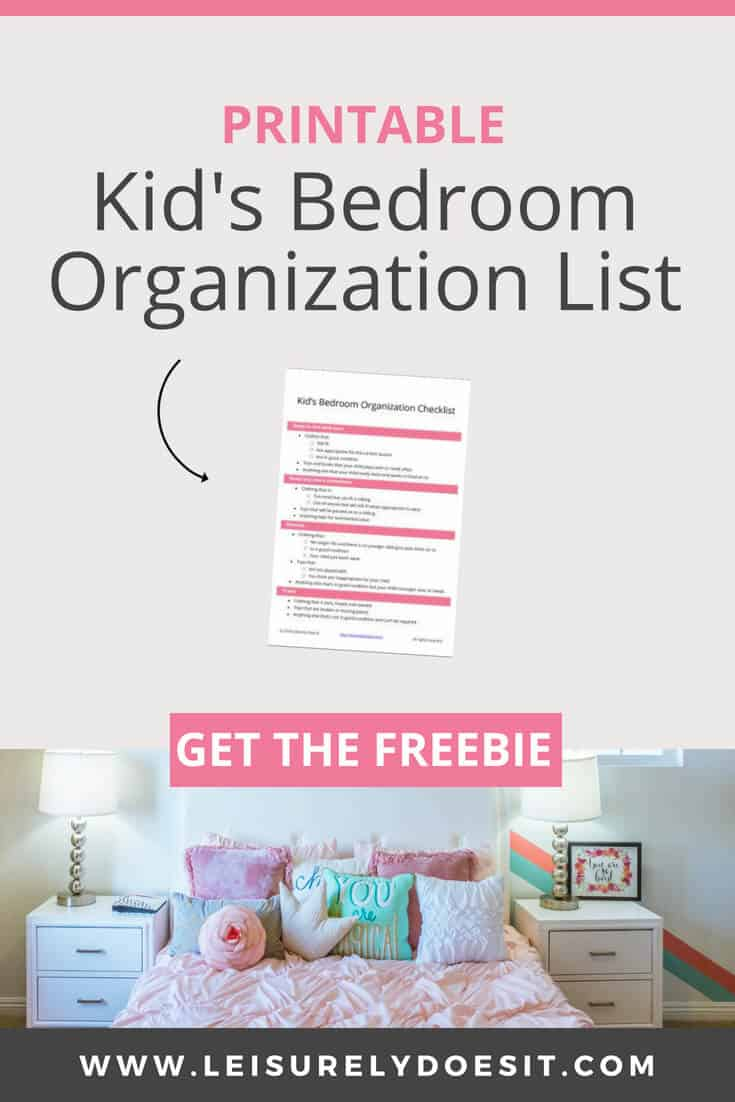 7 Nice Triple Bunk Beds Ideas For Your Children S Bedroom: 7 Awesome Tips For Organizing Your Kid's Bedroom