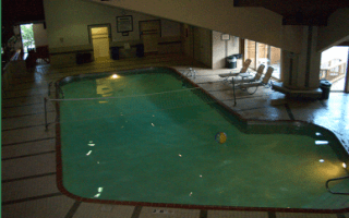 Breezy Center Pool