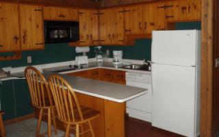 Breezy Center Kitchen