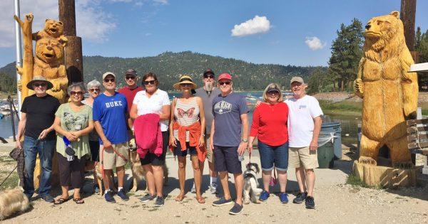 Big Bear Lake, CA Roadrunners Rally - Leisure Travel Vans
