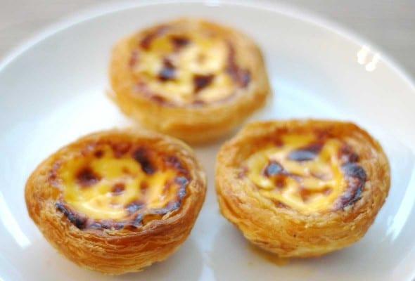 Pasteis de Nata   Portuguese Custard Tarts Recipe