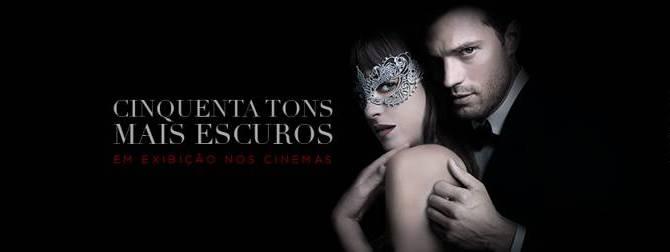 Cinquenta Tons Mais Escuros #Filme