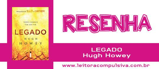 Legado, de Hugh Howey