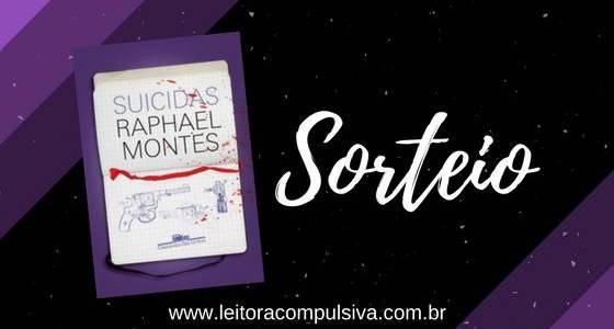 #Sorteio – Um exemplar de Suicidas