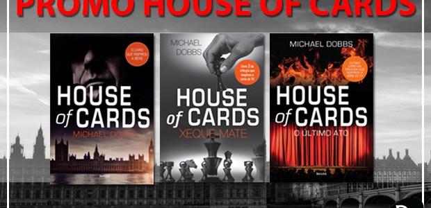 """Promoção """"House of Cards"""""""