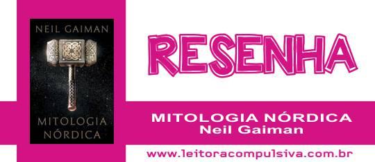 Mitologia Nórdica, de Neil Gaiman