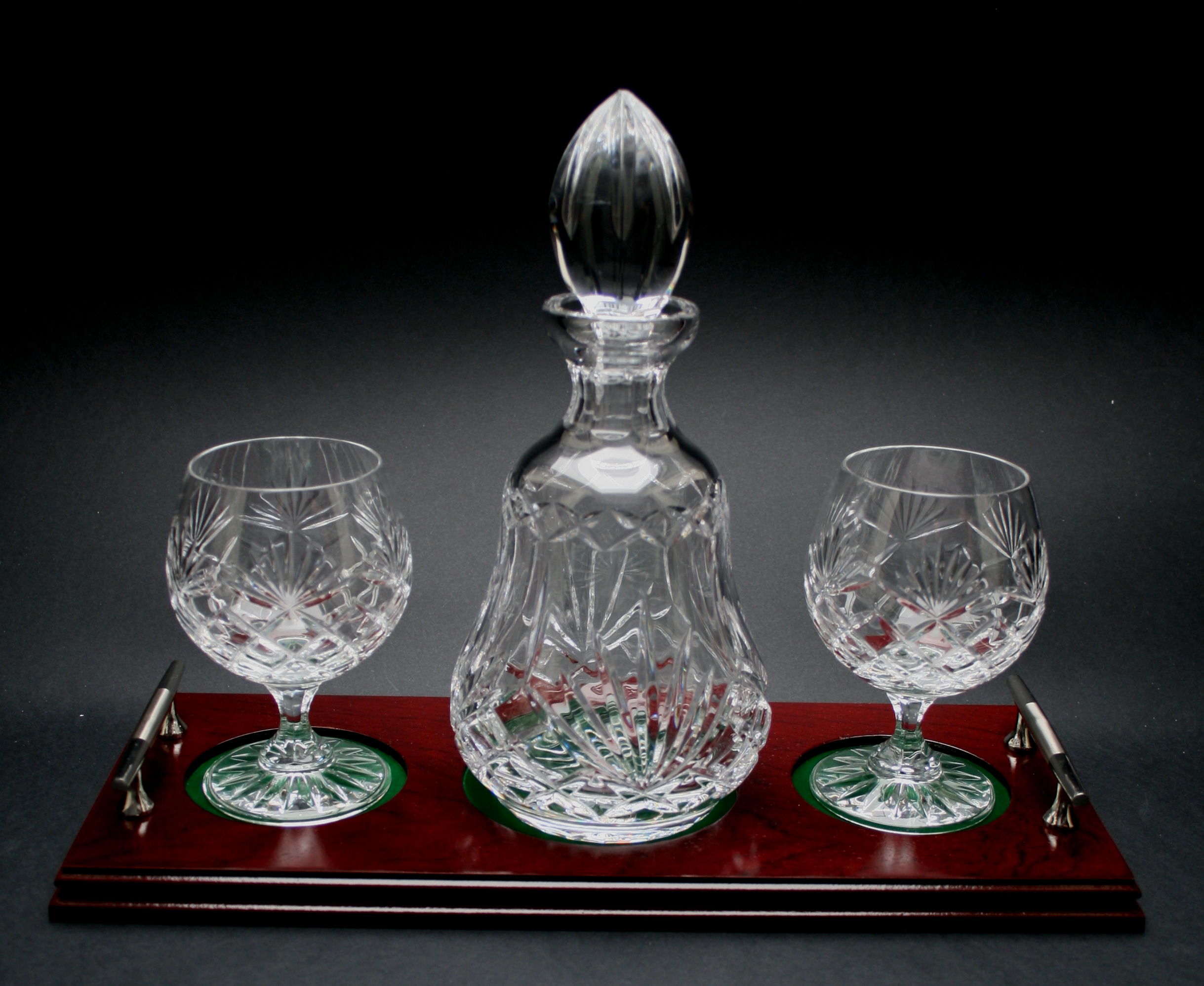 Brandy Decanter Set