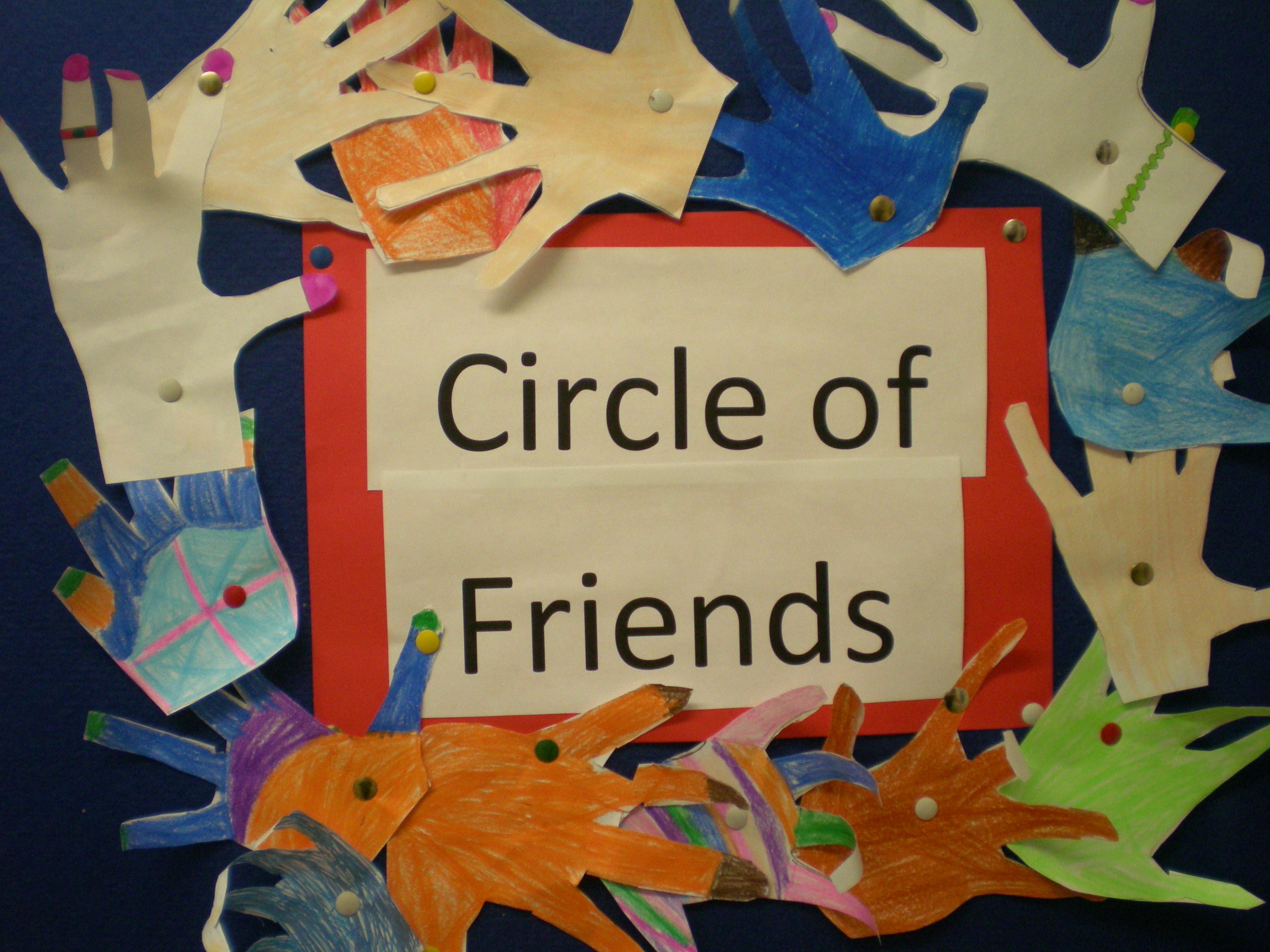 Friendship Week Activities October 13