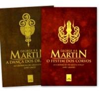 [META] Ler O Festim dos Corvos e A Dança dos Dragões simultaneamente