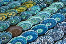 Céramique ouzbeke http://www.linternaute.com/voyage/linternaute_editorial_voyage/asie/ouzbekistan