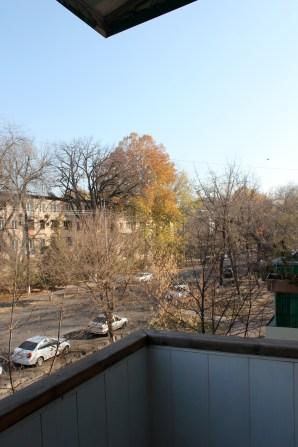 Vue du balcon 2