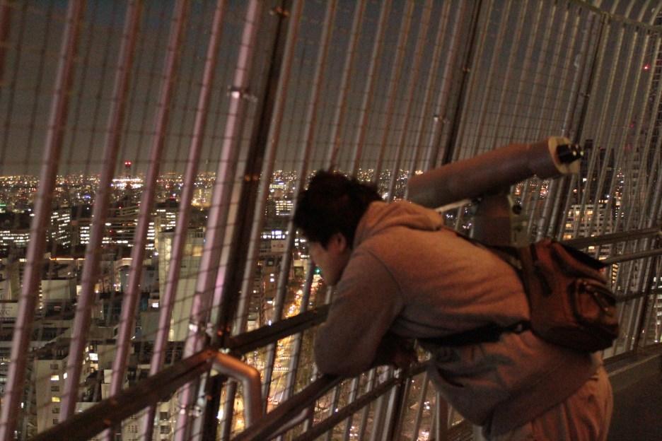 Nagoya TV Tower - Observation (2)