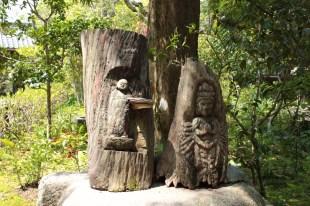 Bois sculpté