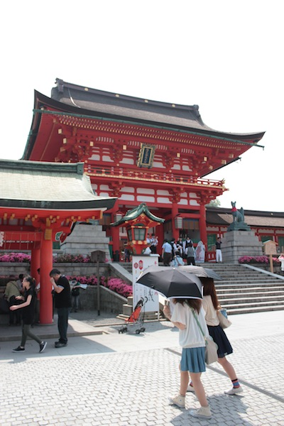 Sanctuaire shinto Inari