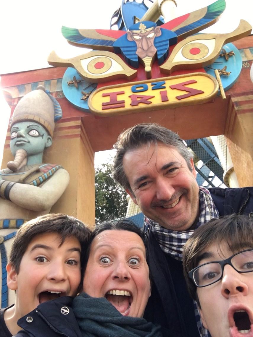 Parc Astérix Oziris 2