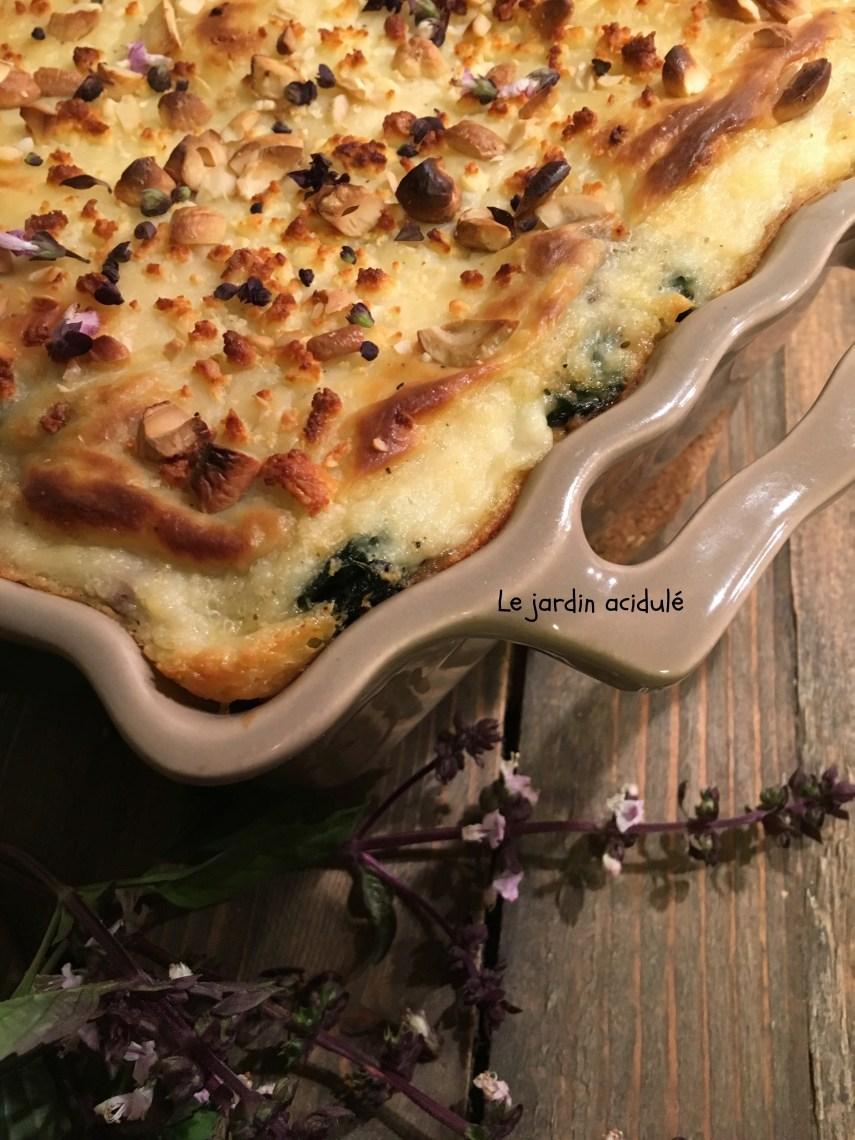 lasagnes épinards 4