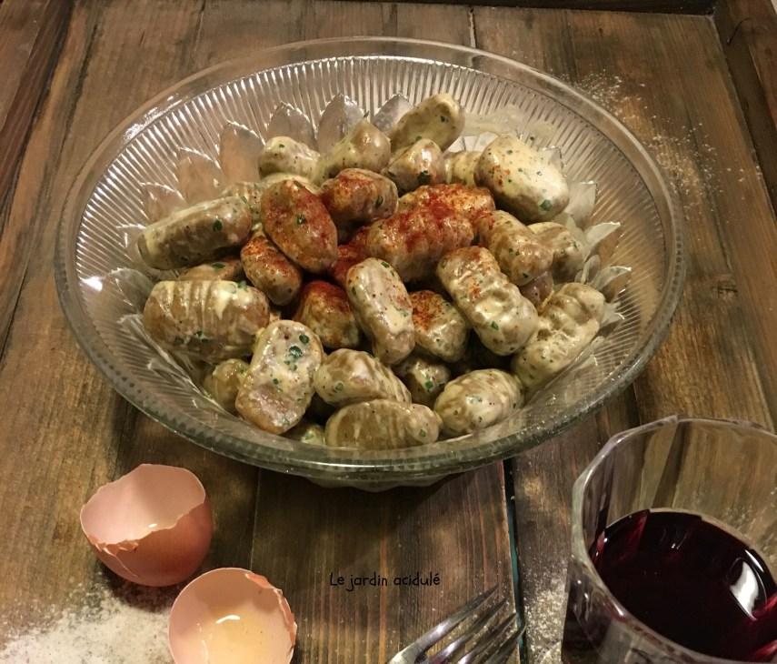 Gnocchis de butternut 11
